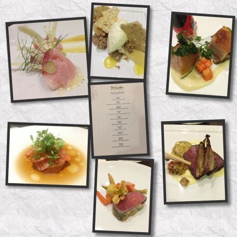 Yonaka omakase selection