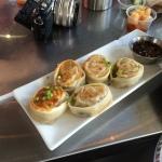 Sobban - mandu dumplings